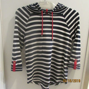 Womens Hooded Shirt/Bouse